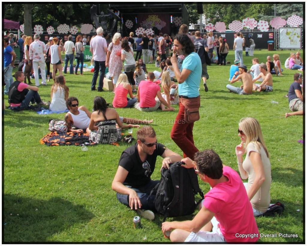 Haarlemmerhout Festival 2012