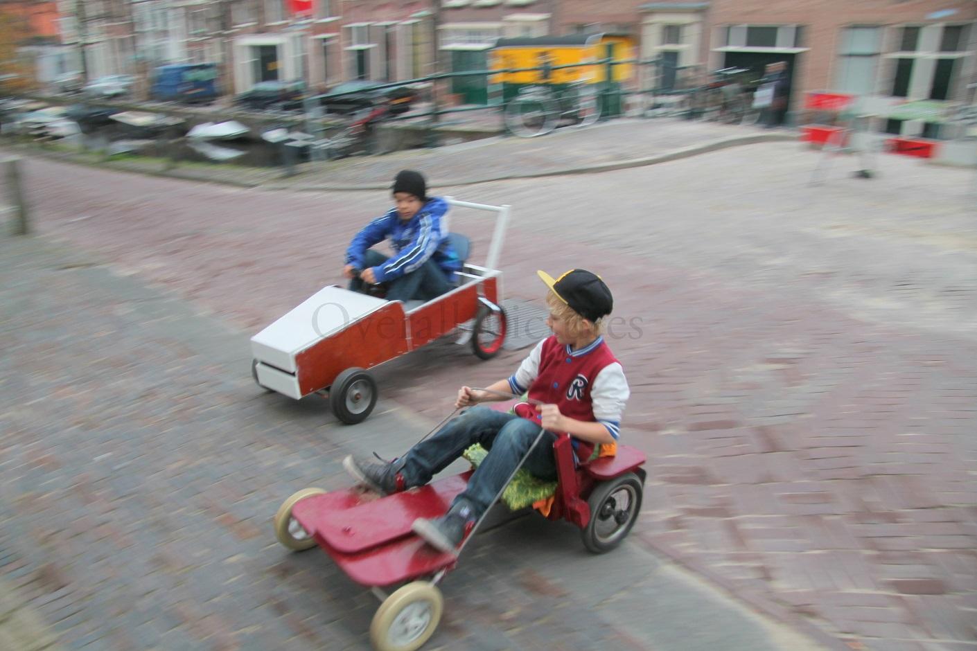 Haarlem Panning methode