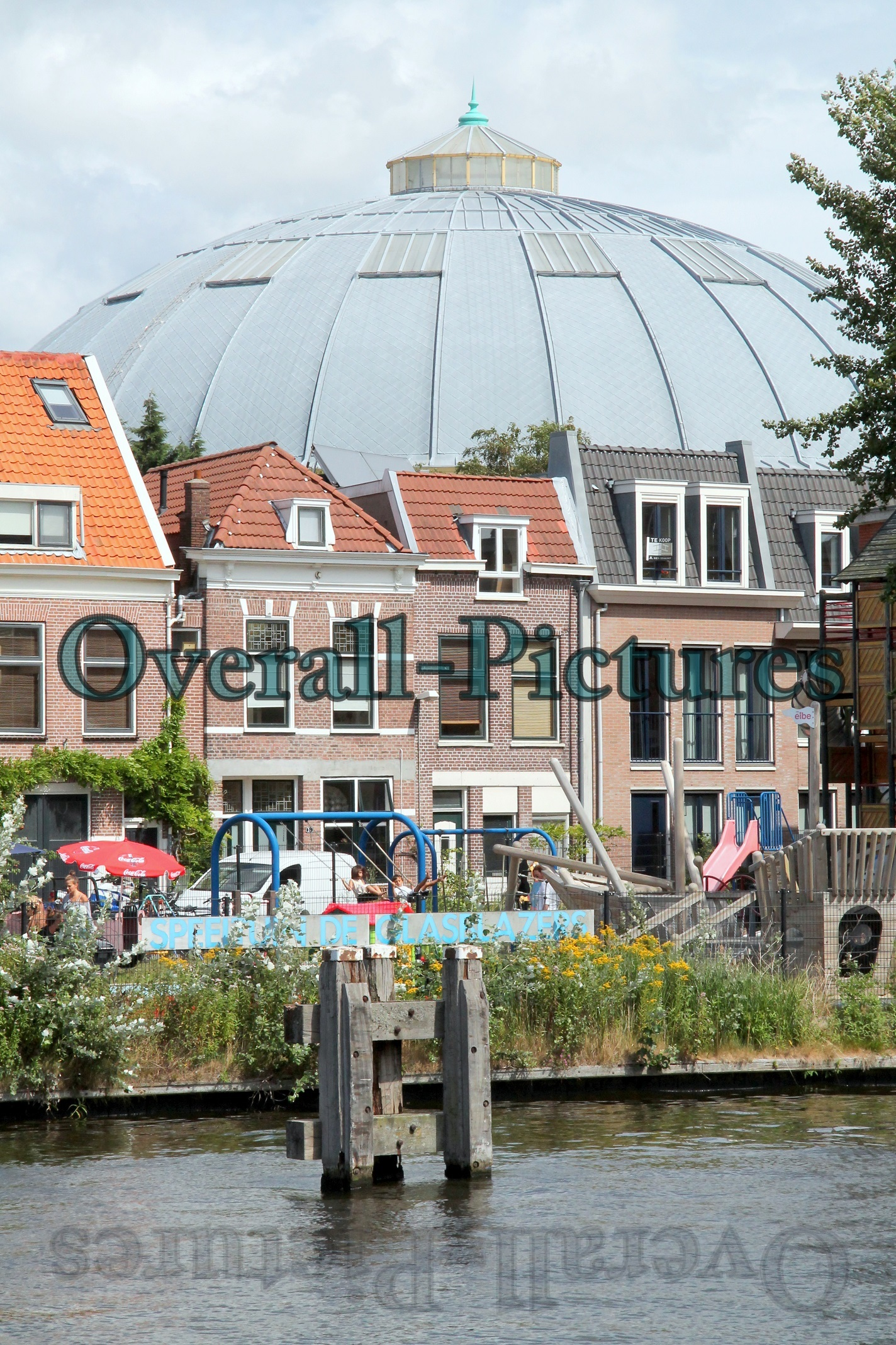 Koepel en Speeltuin Haarlem