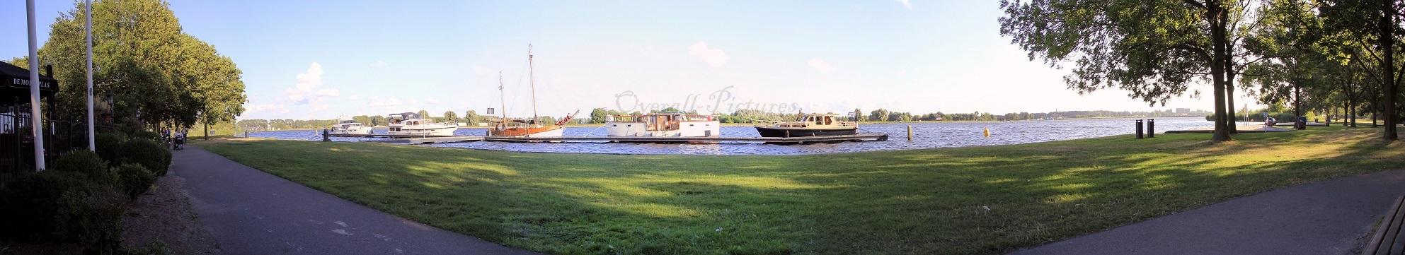 Molenplas Haarlem Panorama