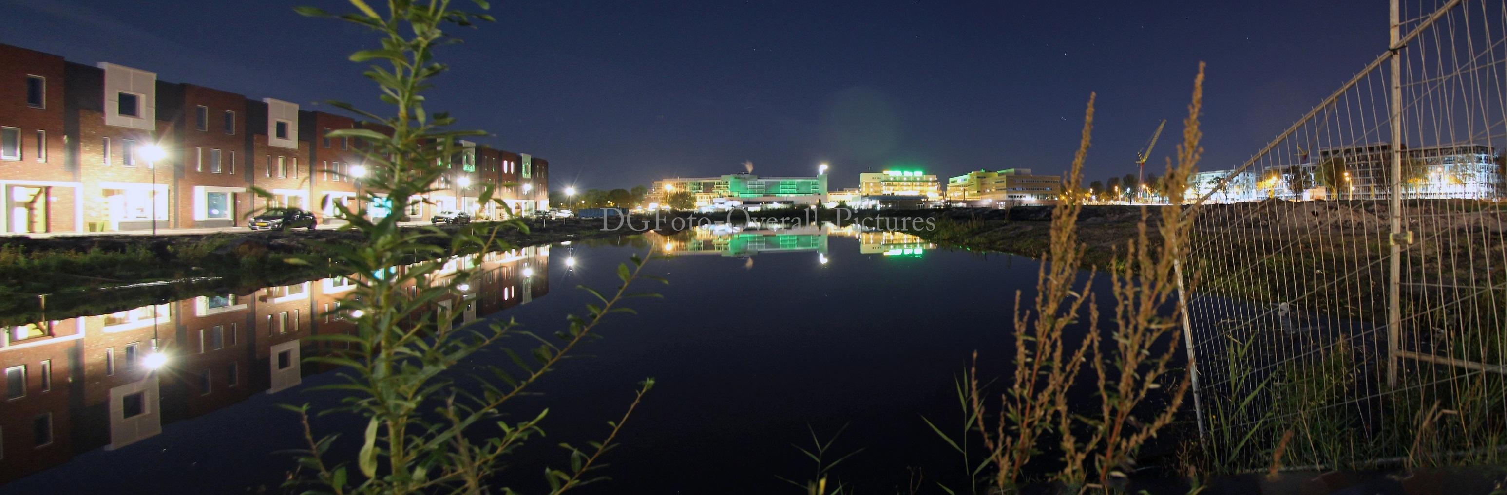 Nachtwerk_Entree van Haarlem_panorama1_bewerkt-2
