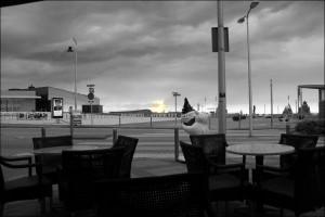 Zandvoort Klok tijd vliegt 8-9-2013