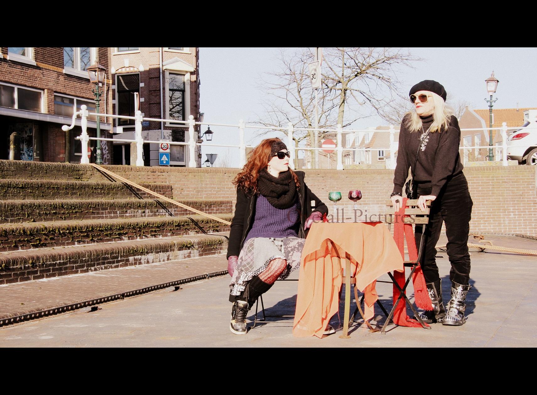 Dekschuit Haarlem Roos en Helena