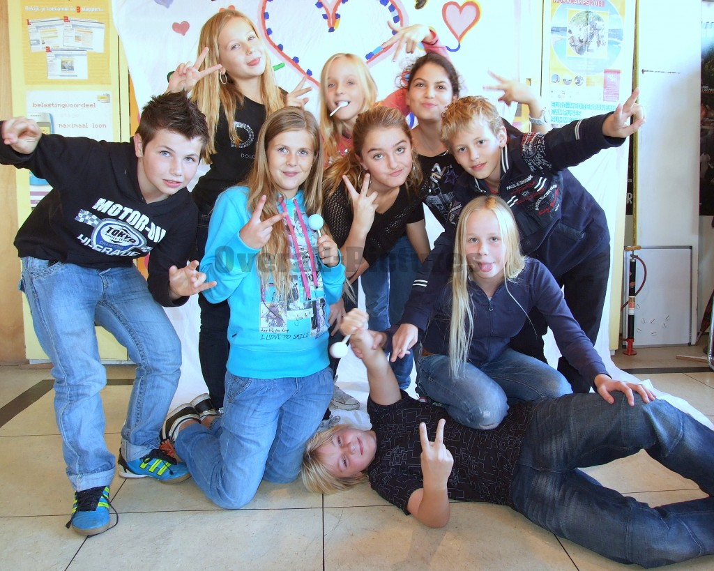 Fotoshoot Place2B Beverwijk 14-10-2011