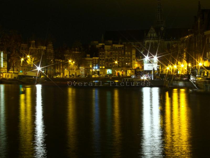 Gezonken schip Vincent Spaarne Haarlem