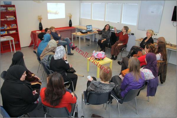 Internationale Vrouwendag Dock Haarlem 8-3-2013