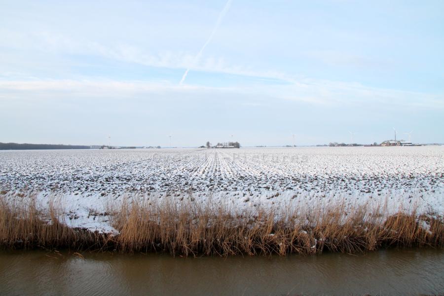 Landbouw Biddinghuizen winter2-BorderMaker