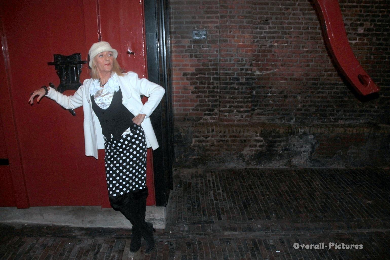 Amsterdamse Poort Helena regen 16-12-2013